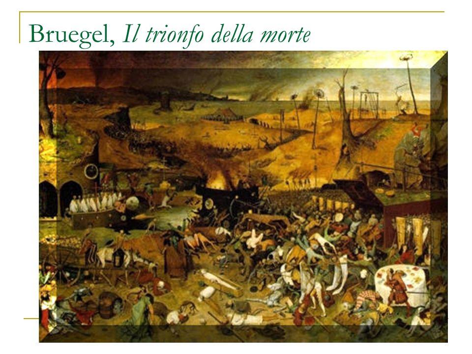 Bruegel, Il trionfo della morte