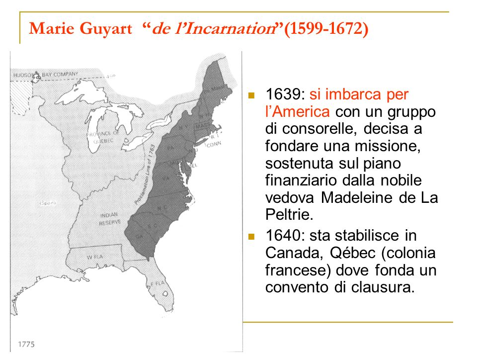 Marie Guyart de l'Incarnation (1599-1672)