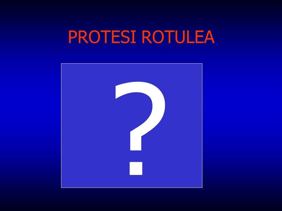 PROTESI ROTULEA