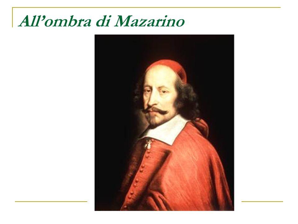 All'ombra di Mazarino