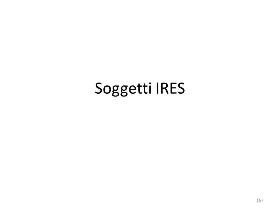 Soggetti IRES