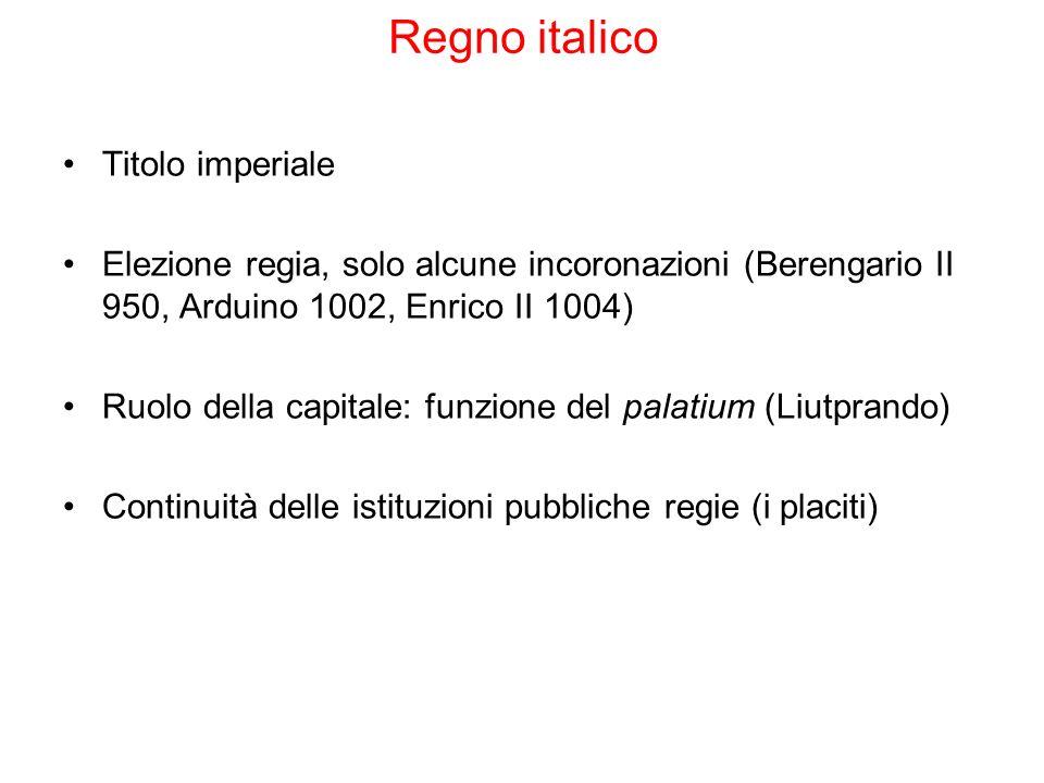 Regno italico Titolo imperiale