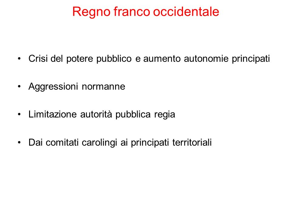 Regno franco occidentale