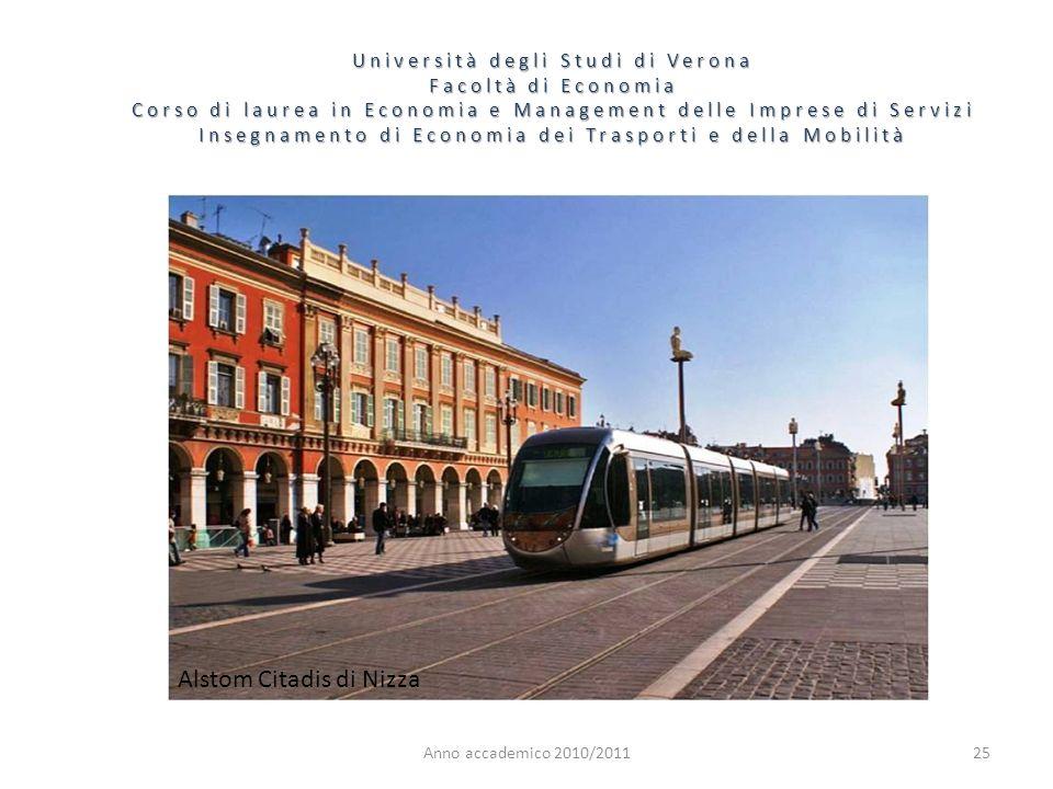 Alstom Citadis di Nizza