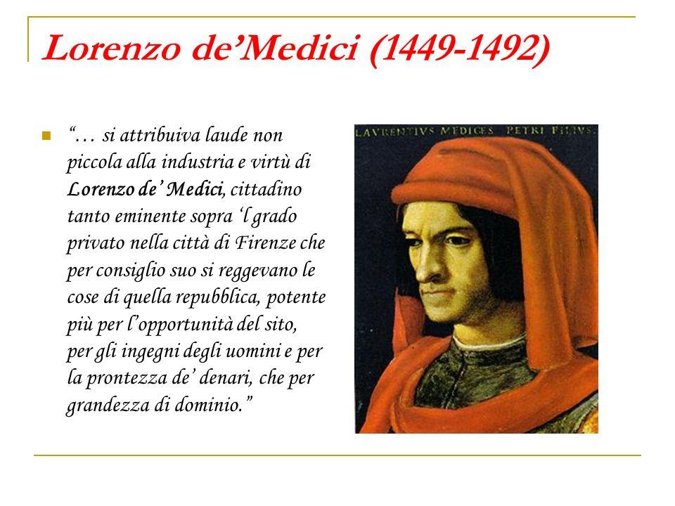Lorenzo de'Medici (1449-1492)