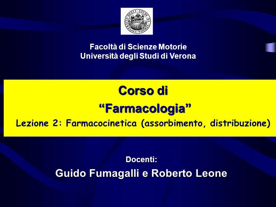 Corso di Farmacologia