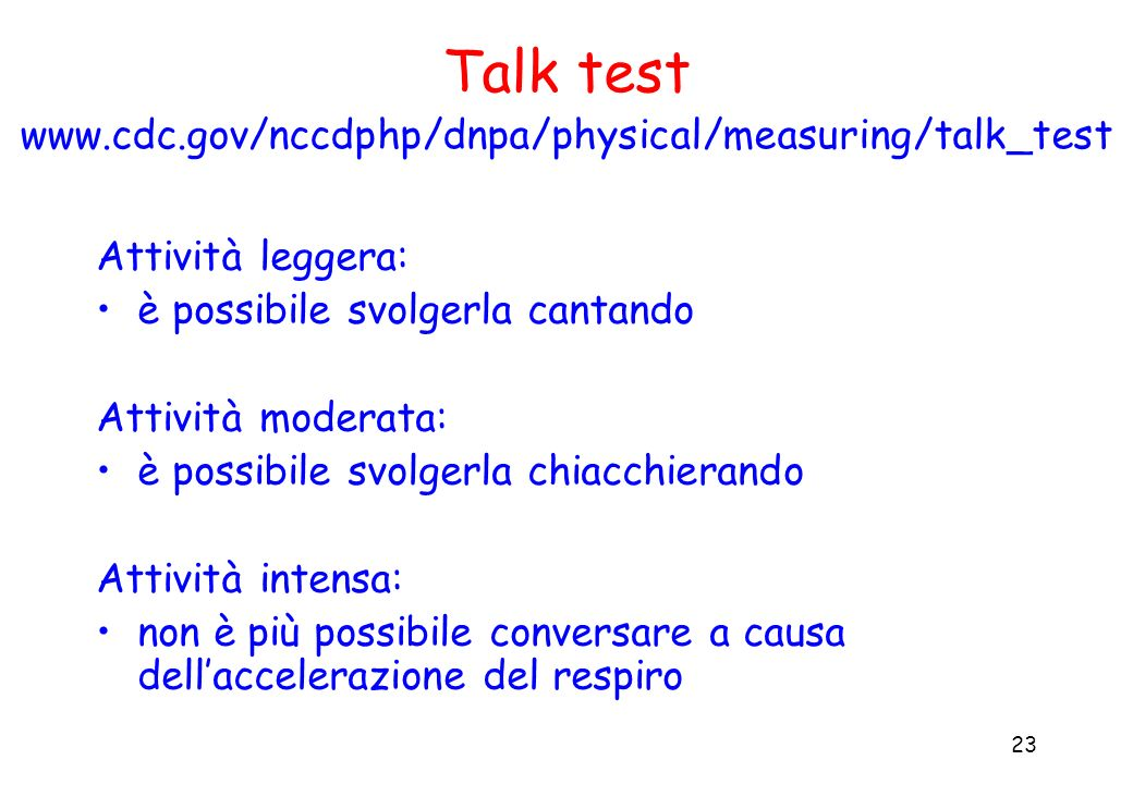 Talk test www.cdc.gov/nccdphp/dnpa/physical/measuring/talk_test