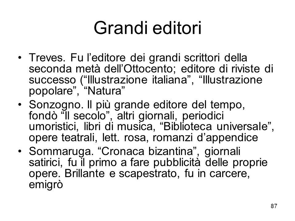 Grandi editori