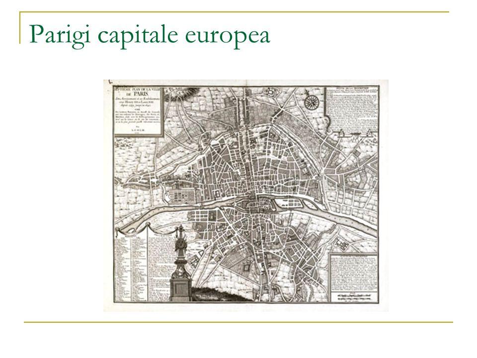 Parigi capitale europea