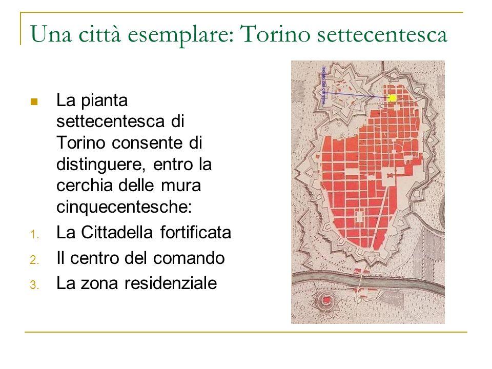 Una città esemplare: Torino settecentesca