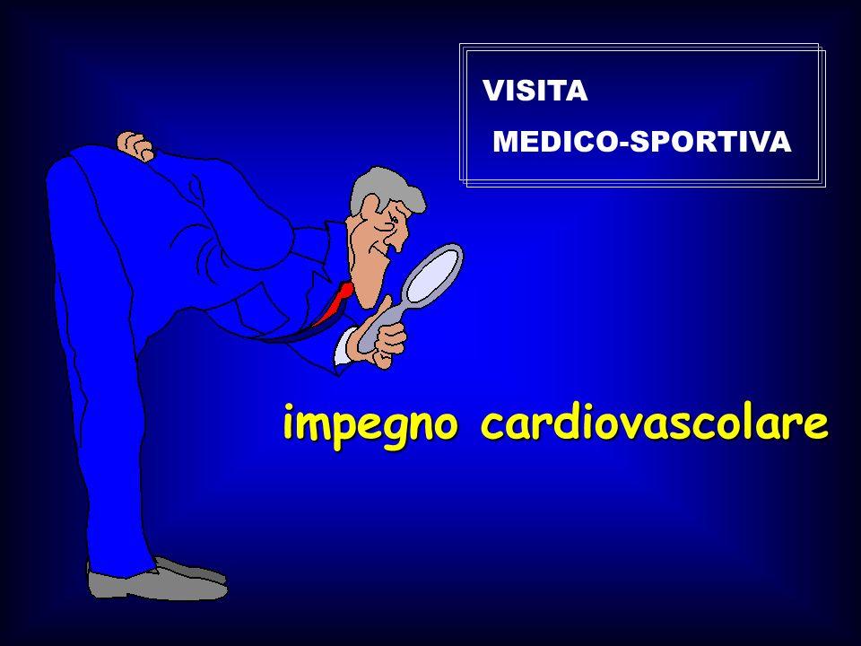 impegno cardiovascolare