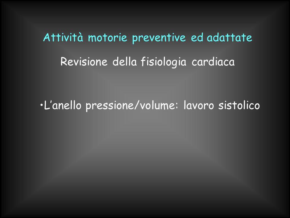Attività motorie preventive ed adattate