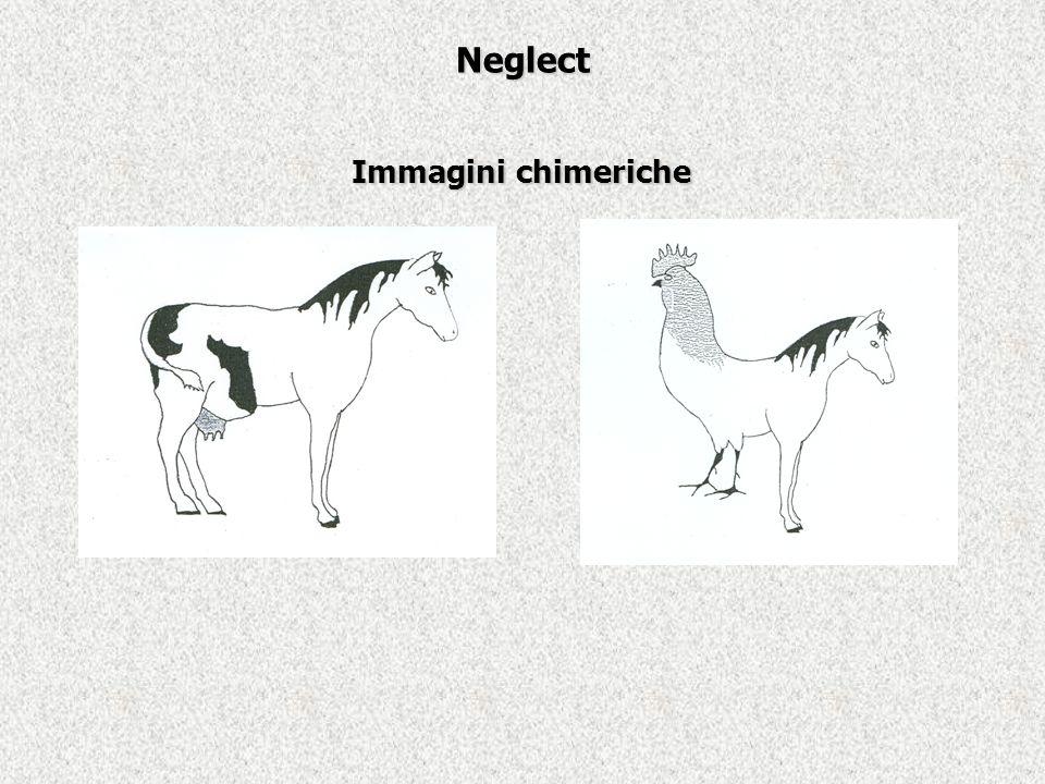 Neglect Immagini chimeriche
