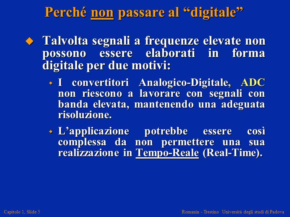 Perché non passare al digitale