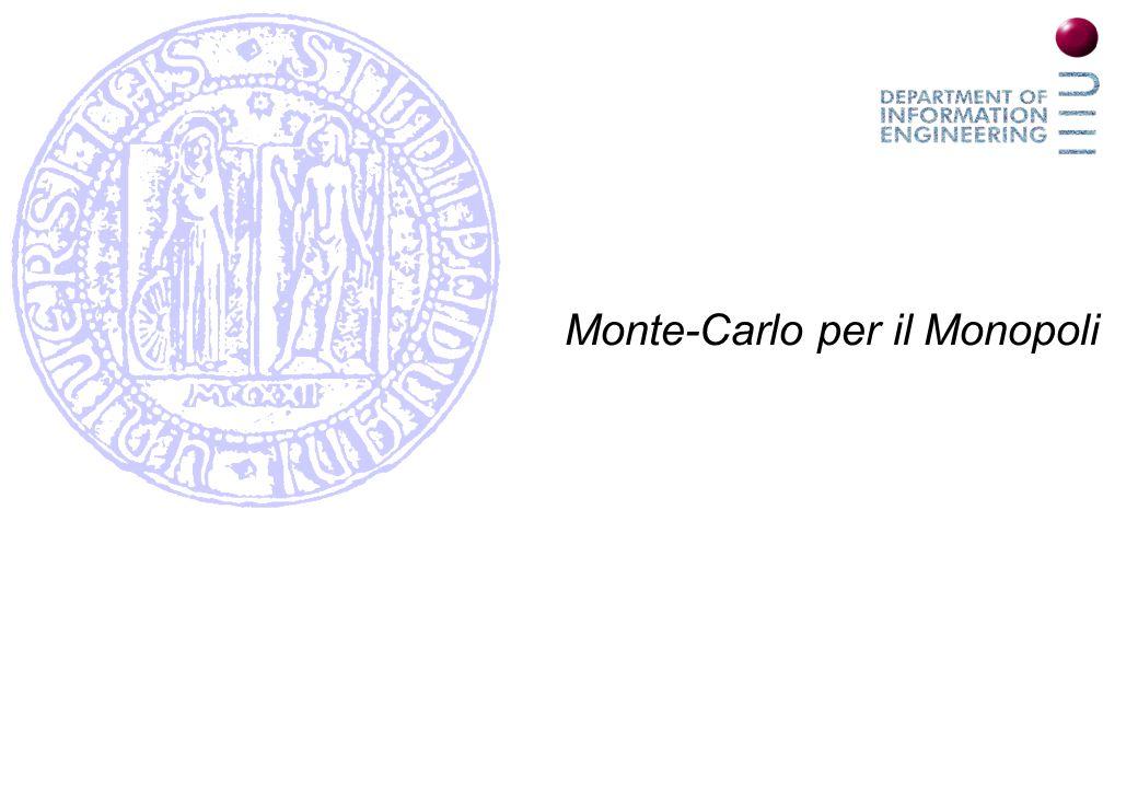 Monte-Carlo per il Monopoli