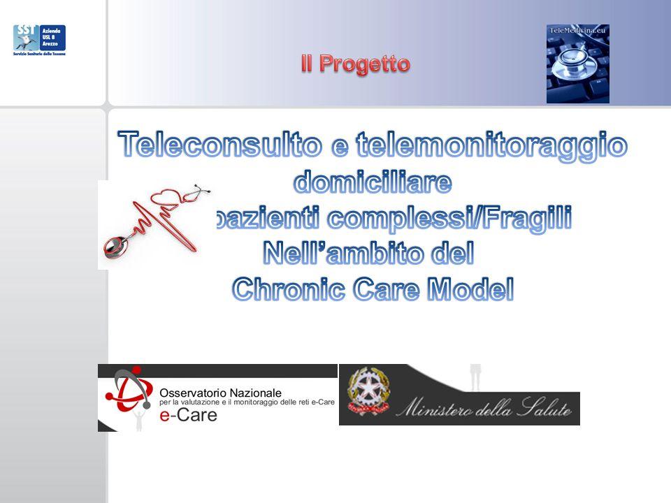 Teleconsulto e telemonitoraggio di pazienti complessi/Fragili