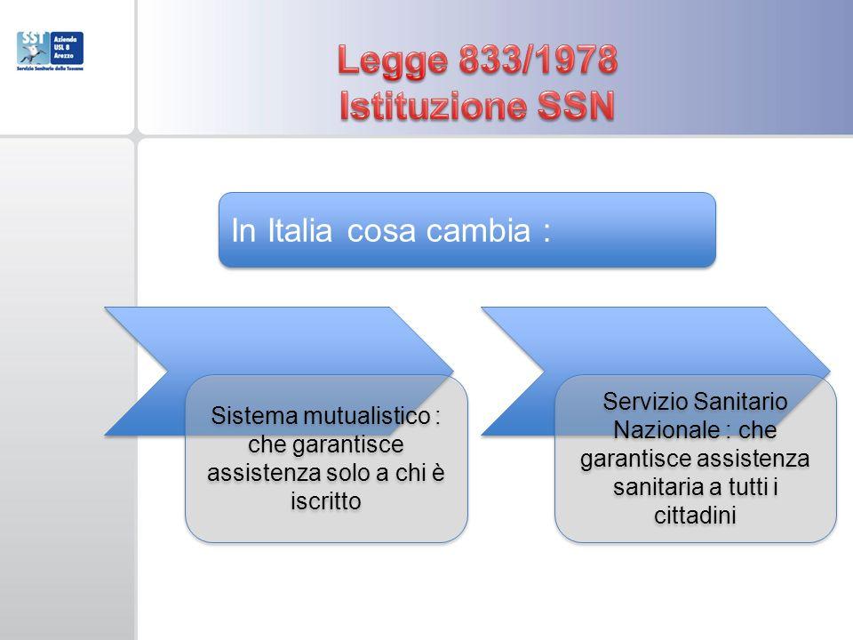 Sistema mutualistico : che garantisce assistenza solo a chi è iscritto