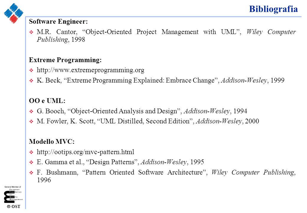 Bibliografia Software Engineer: