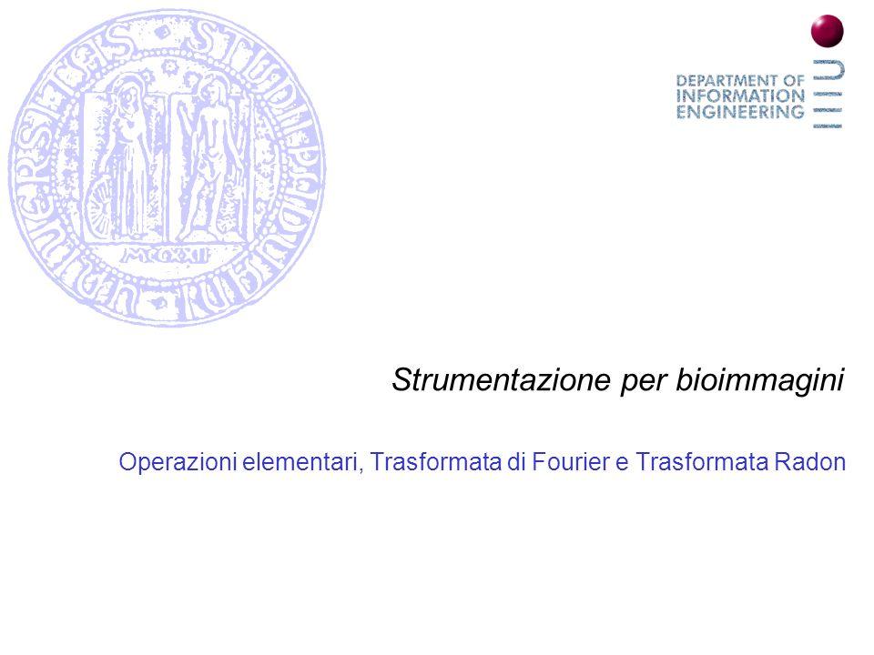 Strumentazione per bioimmagini