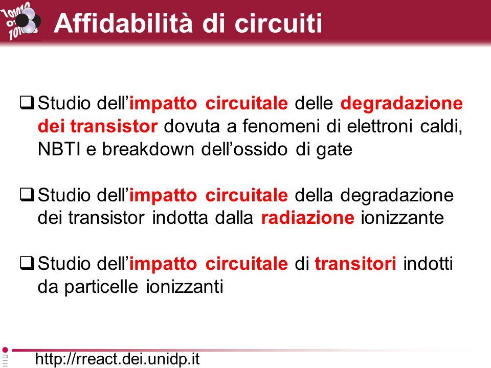 Affidabilità di circuiti