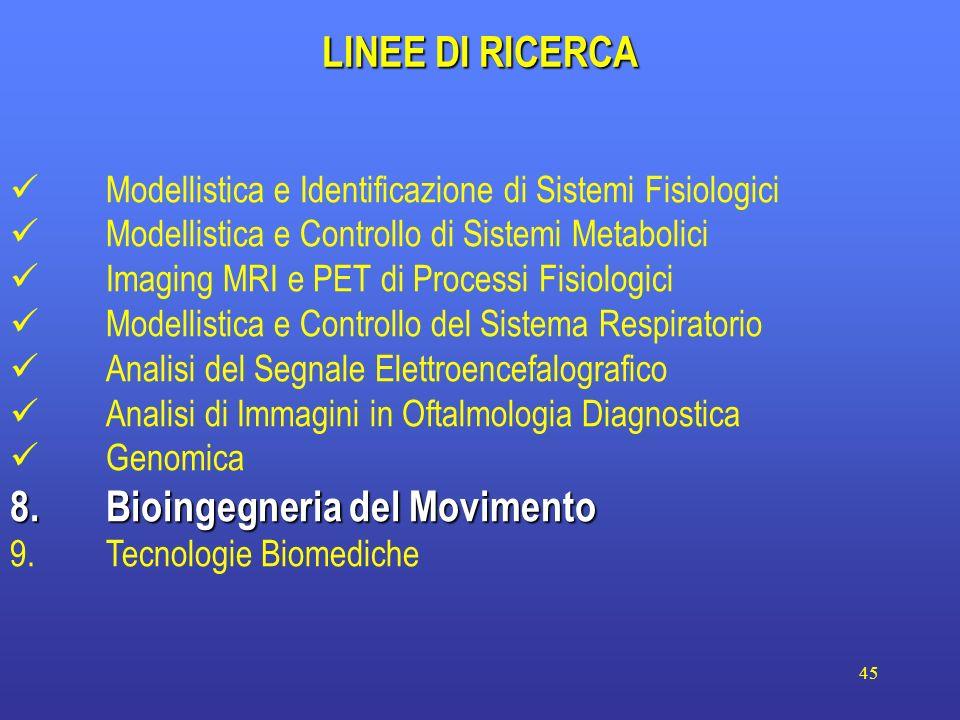 8. Bioingegneria del Movimento