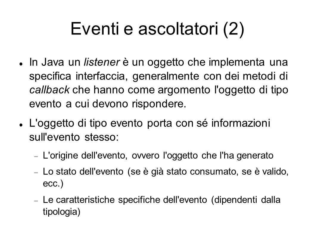 Eventi e ascoltatori (2)
