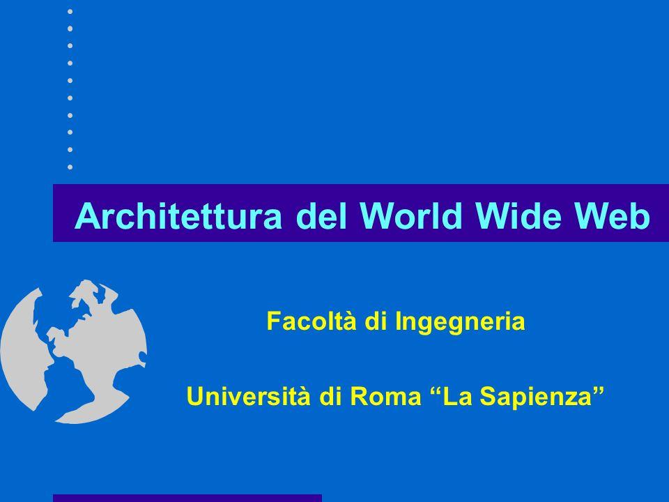 Architettura del World Wide Web