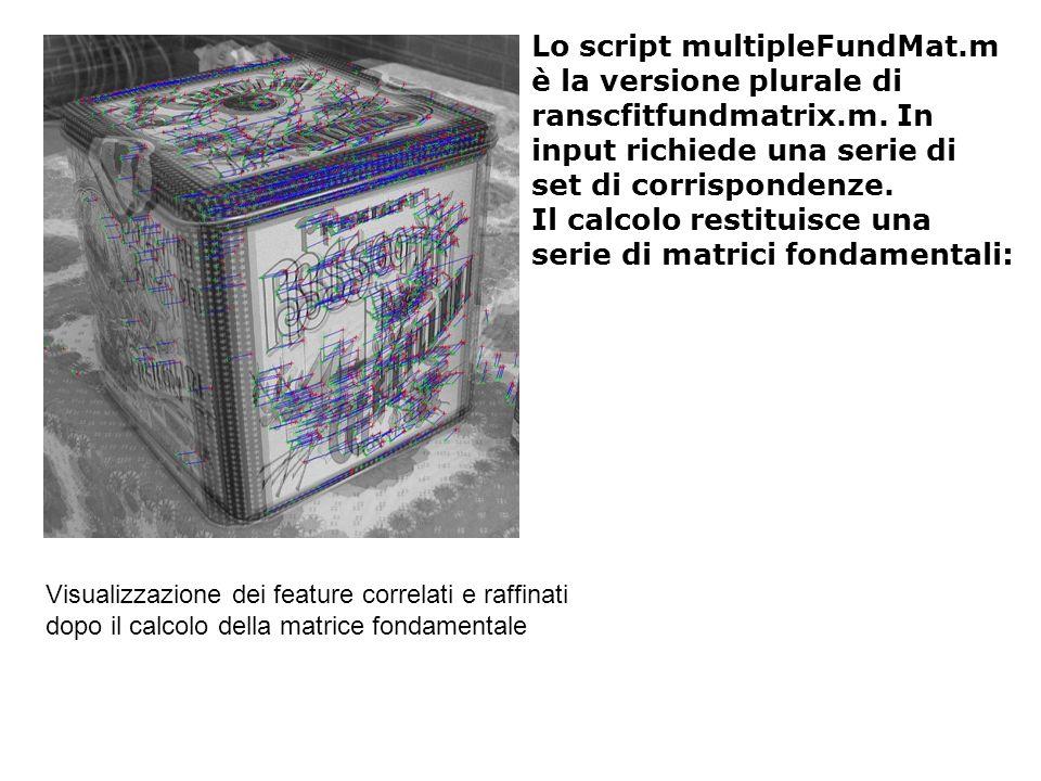 Lo script multipleFundMat