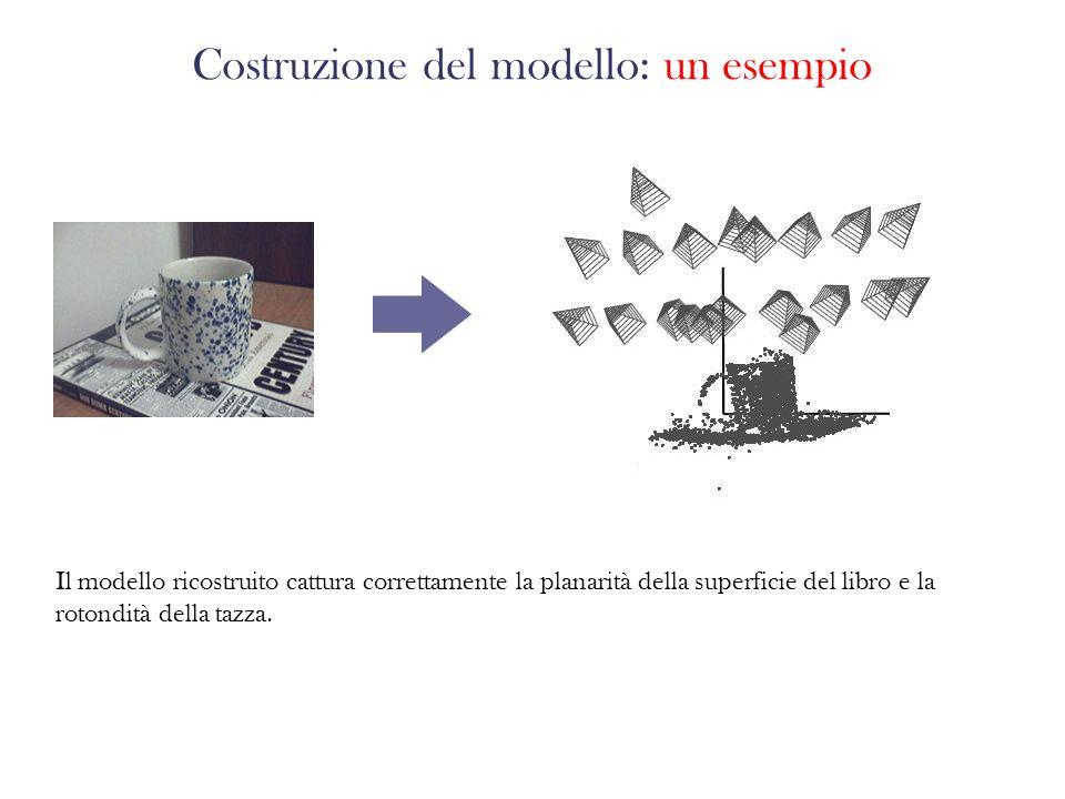 Costruzione del modello: un esempio
