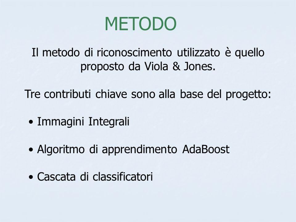 Tre contributi chiave sono alla base del progetto: