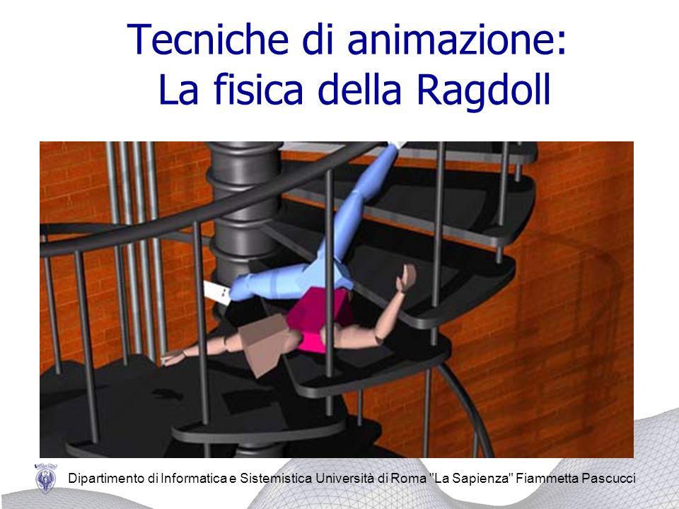 Tecniche di animazione: La fisica della Ragdoll