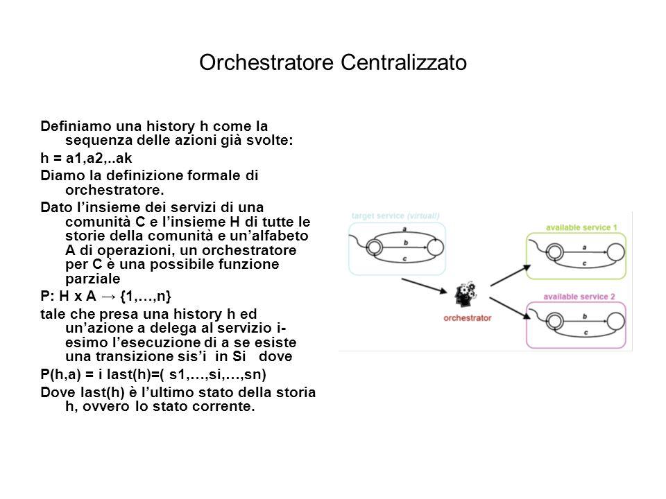 Orchestratore Centralizzato
