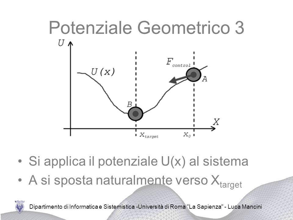 Potenziale Geometrico 3