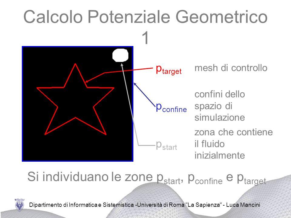 Calcolo Potenziale Geometrico 1