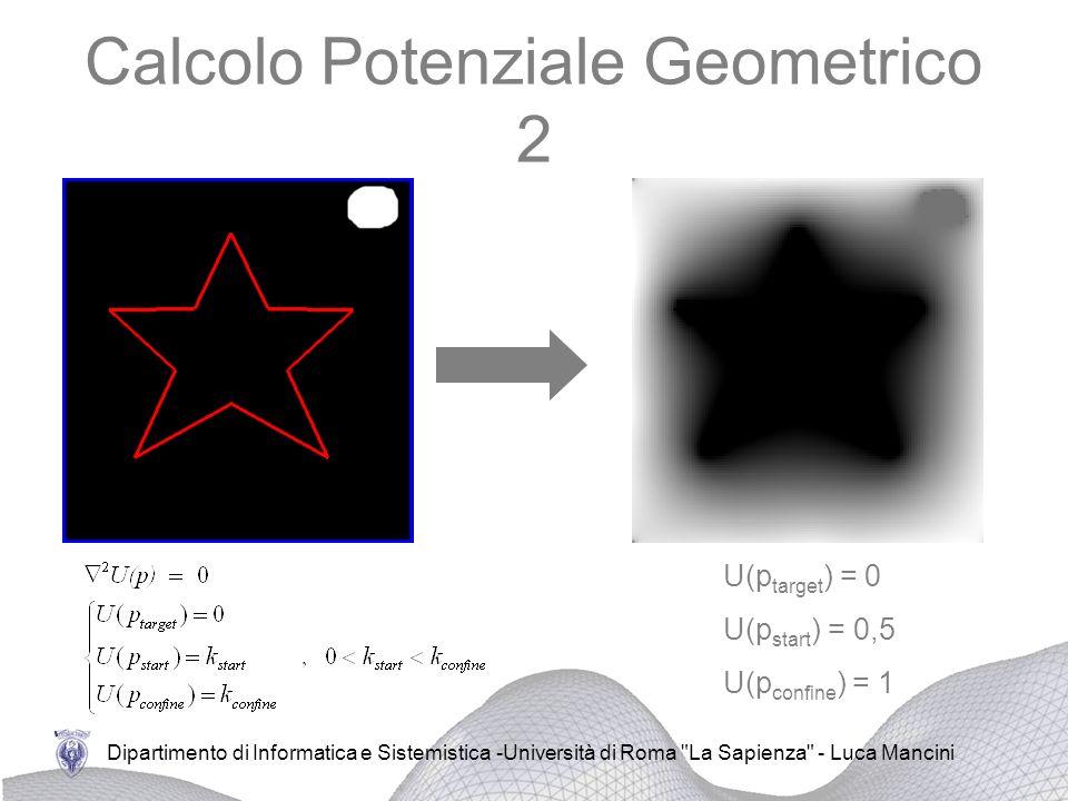 Calcolo Potenziale Geometrico 2