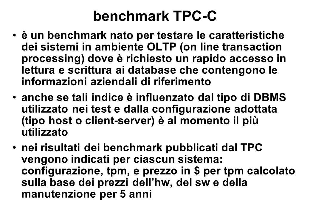 benchmark TPC-C