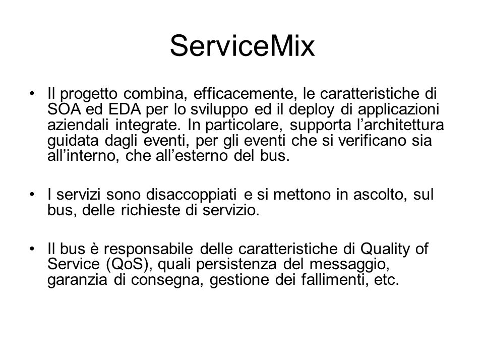 ServiceMix