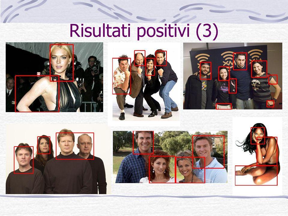 Risultati positivi (3)