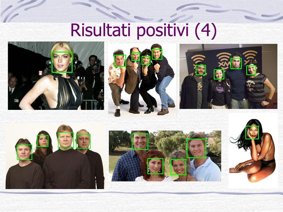 Risultati positivi (4)