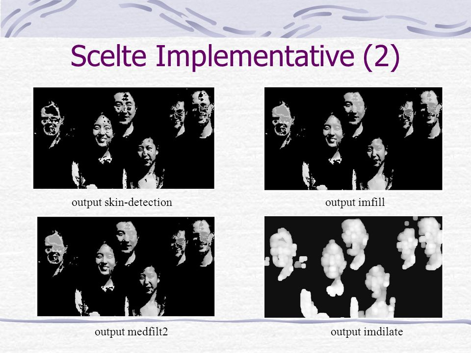 Scelte Implementative (2)