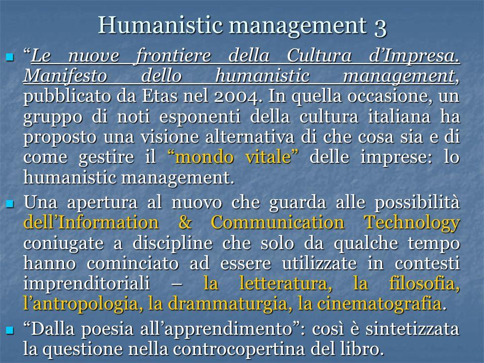 Humanistic management 3
