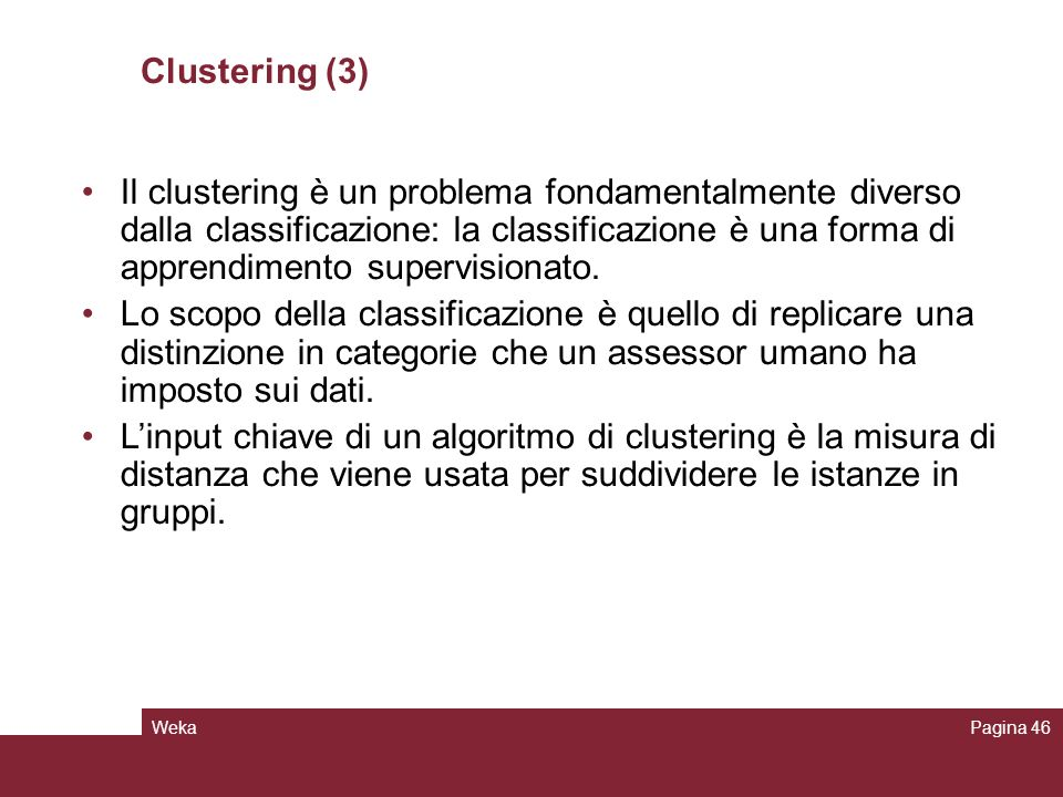 Clustering (3)