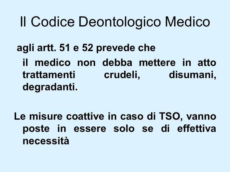Il Codice Deontologico Medico