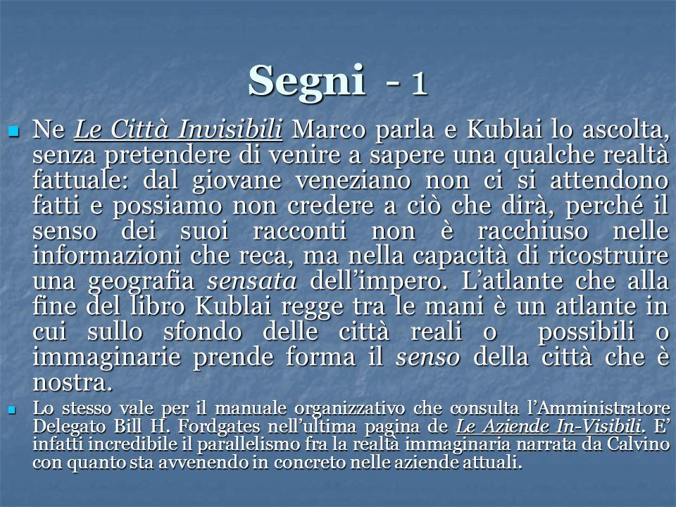 Segni - 1