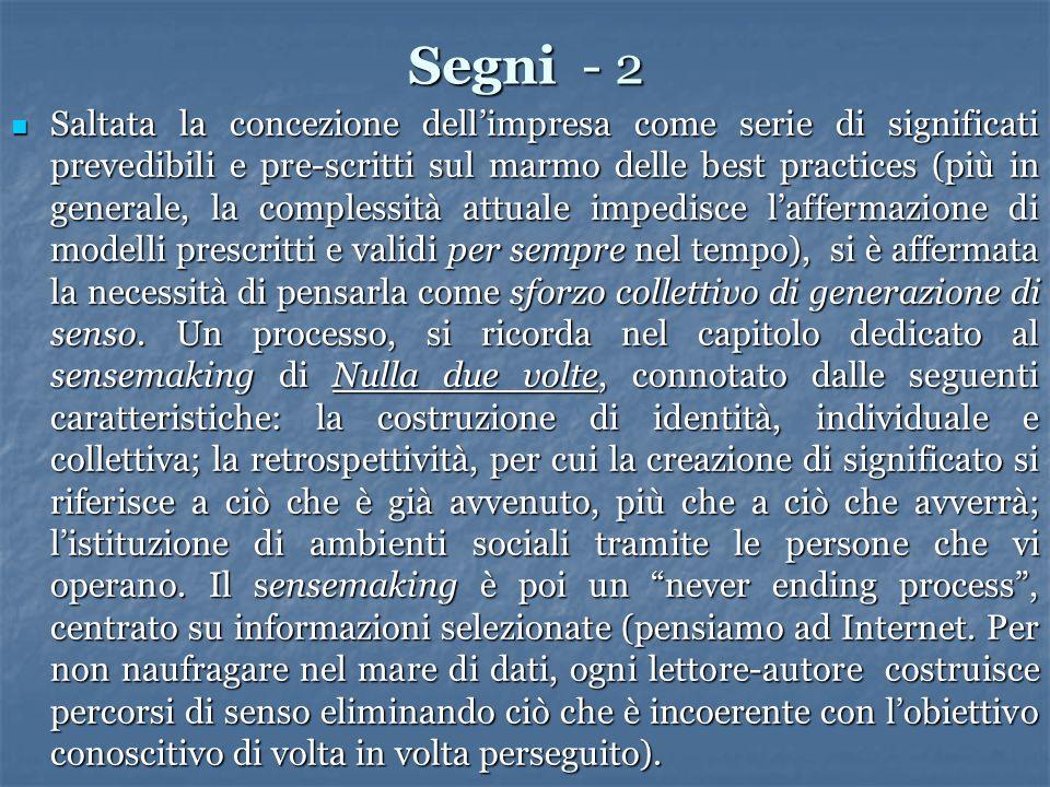 Segni - 2