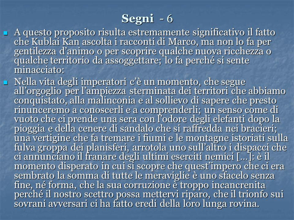 Segni - 6