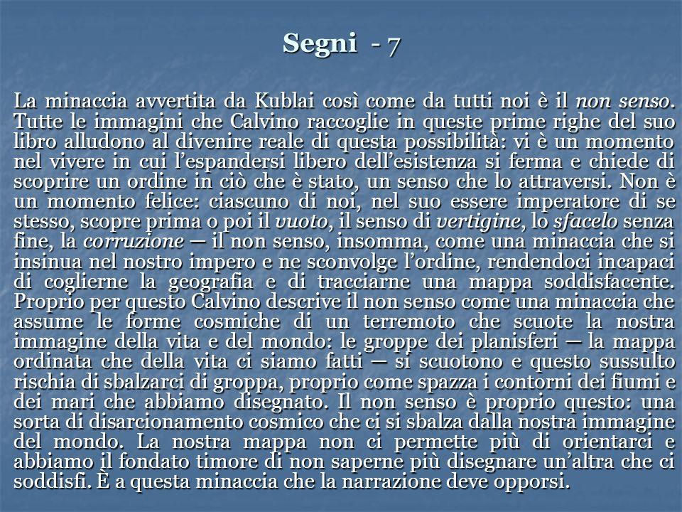 Segni - 7