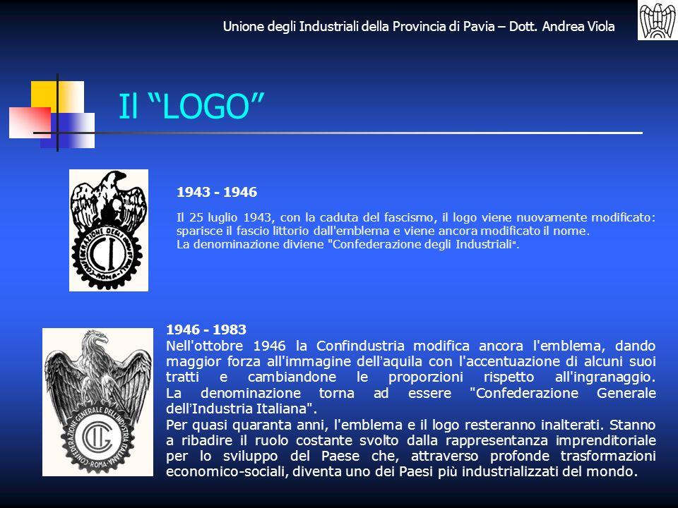 Il LOGO 1943 - 1946.