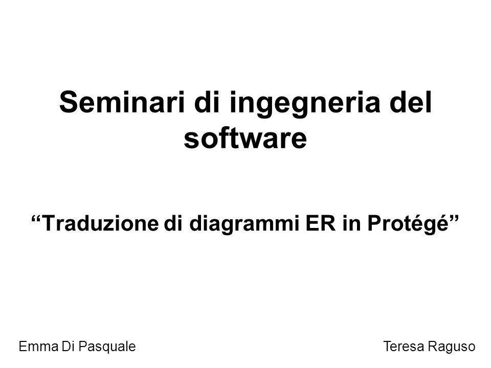 Seminari di ingegneria del software