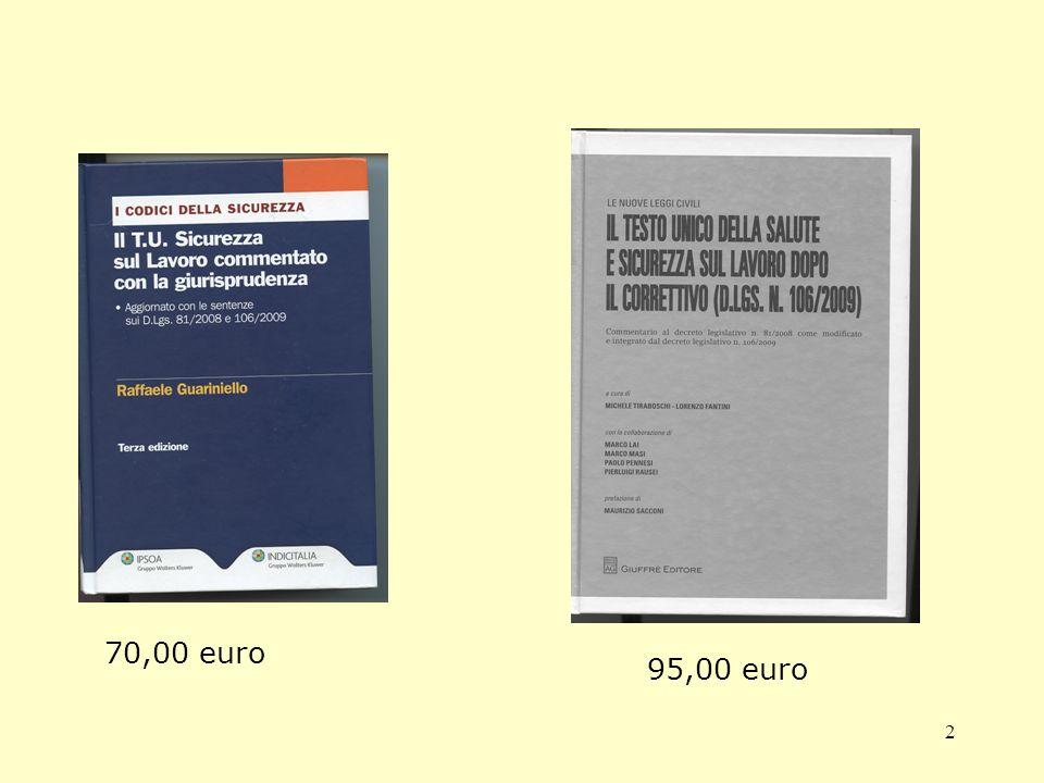 70,00 euro 95,00 euro